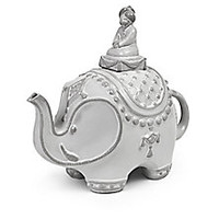 Jonathan Adler - Utopia Darjeeling Stoneware Tea Pot - Saks Fifth Avenue Mobile