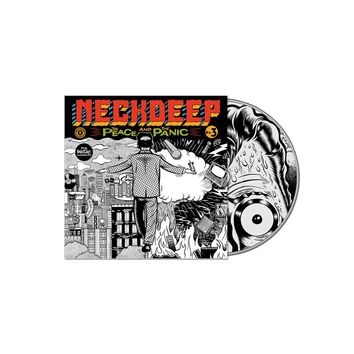 The Peace And The Panic : HLR0 : MerchNOW - Your Favorite Band Merch, Music and More