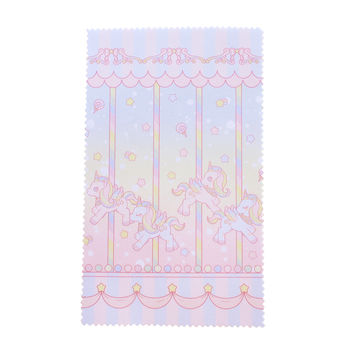 [Pixie] Baby Unisus Merry-Go-Round Glasses Cleaning Cloth