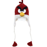 Angry Bird Knitted Beanie