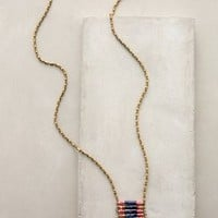 Kite Song Pendant Necklace by Anthropologie Gold One Size Necklaces
