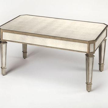 Butler Bethany Mirrored Coffee Table