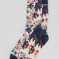 Urban Outfitters - Stance Hula Crew Sock