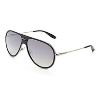 Carrera Heritage Aviator Mirrored Sunglasses - Black
