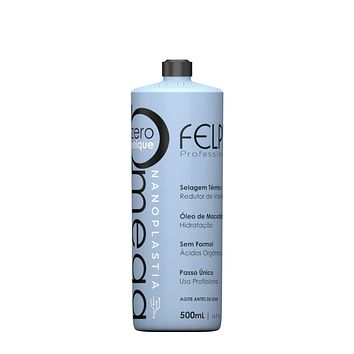 Felps Professional Omega Zero Unique Capillary Nanoplasty 500ml (16.9 fl.oz)