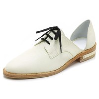 Wit d'Orsay Oxfords