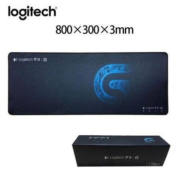 LMFLD1 Logitech Large Gaming Mouse Pad Computer Games for League Of Legends Dota Gamer Mause Pad  for Logitech g502 g402 Mousepad