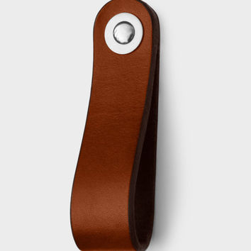 Leather Drawer Pull - The Hawthorne