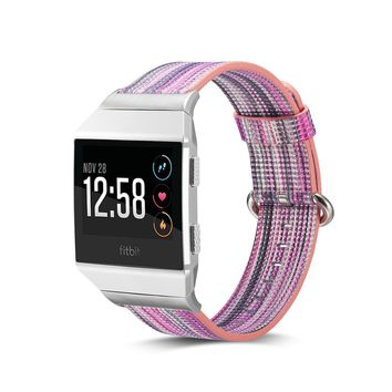 Braided Multi-Style Fitbit Ionic Wristband