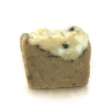 All natural homemade coffee soap ,olive oil soap ,lavender soap ,handmade soap , soap gift, coffee bean soap ,nutmeg soap ,one bar