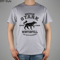 Game Of Thrones Winterfell  T-shirt