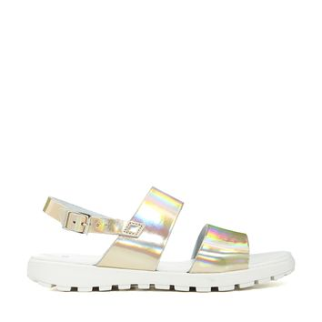 ASOS FAMOUS LAST WORDS Flat Sandals