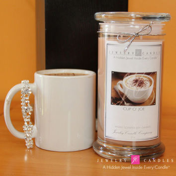 Cup O' Joe - Coffee Jewelry Candles