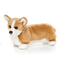 Nat and Jules Plush Corgi - 11-in