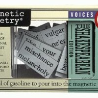 Magnetic Poetry Kit: Shakespeare