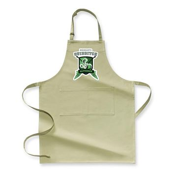 Slytherin Quidditch, Harry Potter Apron
