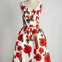 High Tea Time Dress | Mod Retro Vintage Dresses | ModCloth.com
