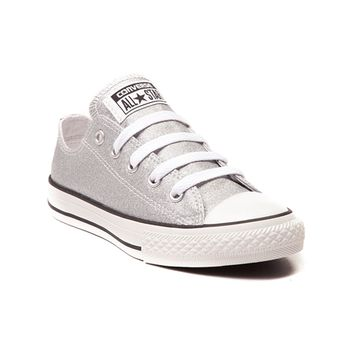 Youth Converse Chuck Taylor All Star Lo Glitter Sneaker