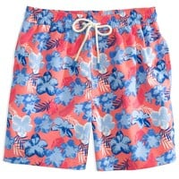 Island Palm Swim Trunk Style: 1388