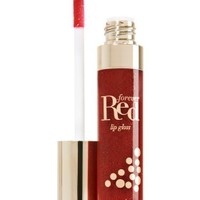 Shimmery Red Forever Red Lip Gloss   - LipLicious - Bath & Body Works