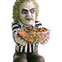 Beetle Juice Candy Bowl - Spencer's