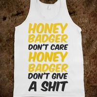 HONEYY BADGER