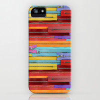 Zippers! iPhone & iPod Case by Raven Jumpo