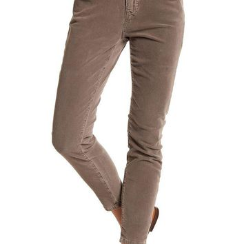 DCCKHB3 Current/Elliott | The Stiletto Corduroy Jean