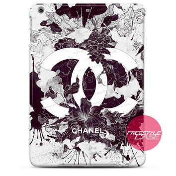 Floral Vintage Artwork Fashion Inspired iPad Case 2, 3, 4, Air, Mini Cover