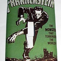 Light Switch Cover - Light Switch Plate Frankenstein Vintage Movie Poster