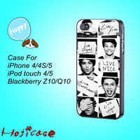 iphone 4 case,iphone 4s case,iphone 4 cases,iphone 5 case,One Direction,in plastic,silicone,cute ipod 4 case,cute ipod 5 case,cute iphone 5