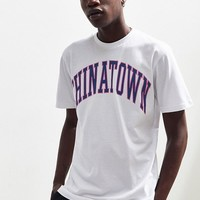 Chinatown Market Collegiate Tee | Urban Outfitters