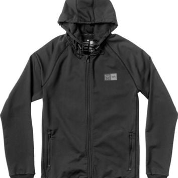 BJ Trainer Zip Up Hoodie | RVCA