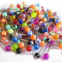 Random Tongue rings