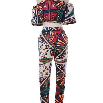 Abstract Babe Set