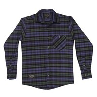 Flannel Shirt - Men's Classic Flannel Shirt