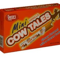 Mini Cow Tales 3 Oz Theater Box