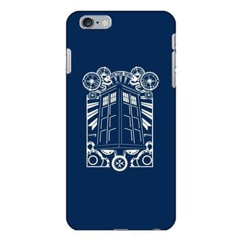 tardis gallifreyan tee iPhone 6/6s Plus Case