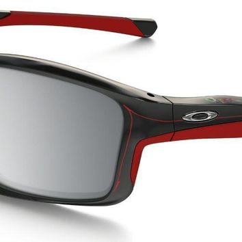 One-nice™ OAKLEY CHAINLINK TROY LEE DESIGNS BLACK OO9247-19