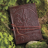 Celtic Tree of Life Blank Book - Women's Clothing & Symbolic Jewelry – Sexy, Fantasy, Romantic Fashions