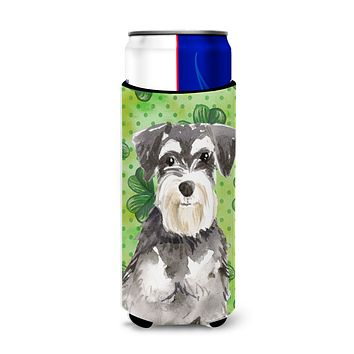 Shamrocks Schnauzer #2 Michelob Ultra Hugger for slim cans CK1796MUK