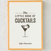 The Little Book Of Cocktails By Rufus Cavendish