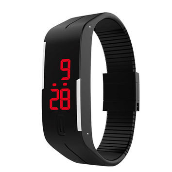 Sport Watch Men Watches Fashion Simple Colorfull Outdoor Sports Watch 11 Colors