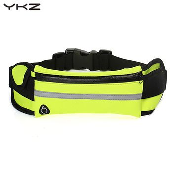 Waist Bag Waterproof Sport Accessories Universal Phone Case Nylon Pouch Mobile Phone Holder for iPhone 6s 6 5s 5 Samsung HTC Y3