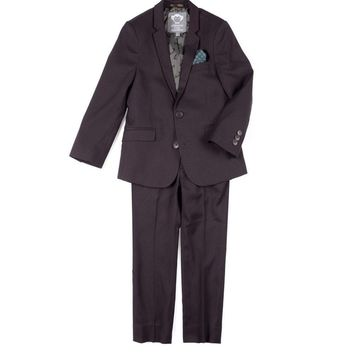 Appaman Boys' Aubergine Mod Suit