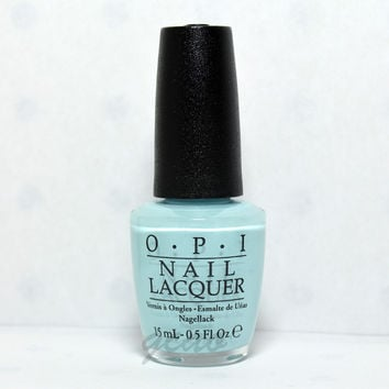 OPI Nail Polish Lacquer suzi without a paddle NLF88