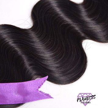 Brazilian Body Wave Hair Extensions 1PC