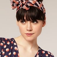 ASOS | ASOS Graphic Print Head Scarf at ASOS