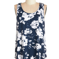 ModCloth Mid-length Sleeveless Splended All in One Place