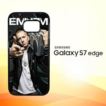 Eminem Z2175 Samsung Galaxy S7 Edge Case